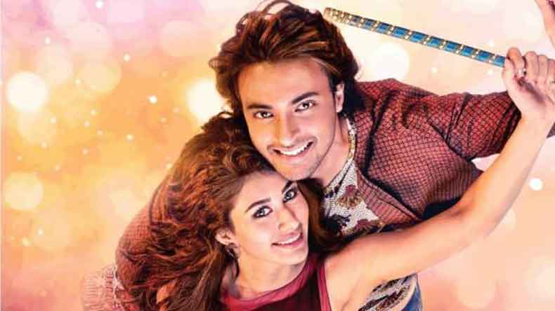 Loveratri first poster: Aayush Sharma in love with Warina Hussain is Salman Khan's Valentine's gift to fans