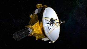 NASA's New Horizons spacecraft snaps image from 6.12 billion kms away from earth