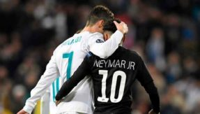 He scored a penalty and a knee goal: Xavi insists Neymar was better than Ronaldo in Champions League