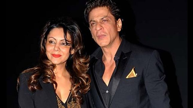 Real life vs reel life: Shah Rukh Khan and Gauri Chibber set couple goals with their poignant and perennial relationship