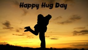 Happy Hugs Day Images and wallpapers 2018: WhatsApp and Facebook Images, Gifs and Wallpapers to wish Happy Hug Day