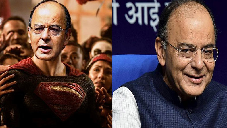 Union Budget 2018: FM Arun Jaitley becomes the first ever to announce Budget in Hindi; here's how Twitterati reacted