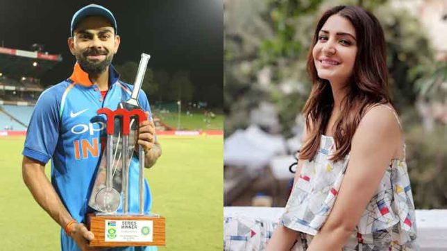 Virat Kohli credits wife Anushka Sharma for brilliant form after humbling South Africa