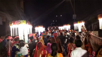 25 people were injured after groom's car rammed into wedding procession in Chhattisgarh | Image for representation