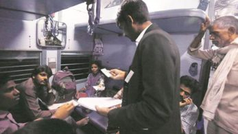 Know why this ticket checker helped youth travelling without