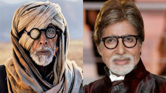 Here's the truth behind Amitabh Bachchan's viral photo from Thugs of Hindostan