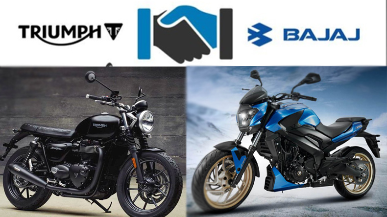Triumph bajaj bikes, triumph bikes in india, triumph bike price, sports bike, Bajaj-Triumph , Business News, Business Latest News, News, Times Of India, Latest news, Interceptor , Continental GT, Royal Enfield, Vimal Sumbly, Husqvarnas, auto news, sports bike in india