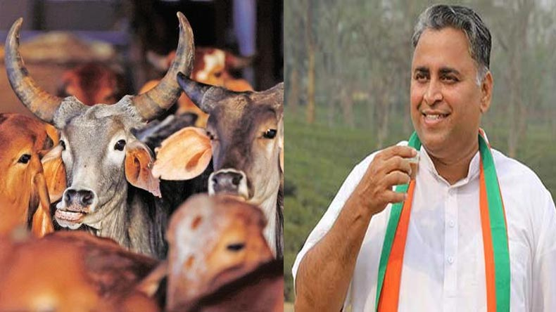 Sunil Deodhar, beef ban, cow slaughter, ban on cow slaughter, BJP, Northeast, beef ban northeast,Tourism in North East India, India, Deodhar, Bharatiya Janata Party, Tripura, Beef, Right-wing politics, Sunil V. Deodhar, Biplab Kumar Deb, Mumbai, Sunil Deodhar,Tripura government,Tripura Beef ban,Tripura Assembly Elections,Sunil Deodhar,BJP beef ban,Beef related violence,Beef ban in India