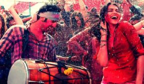 Gulaal, pichkari & foot tapping songs; celebrating Holi bollywood style — Flashback
