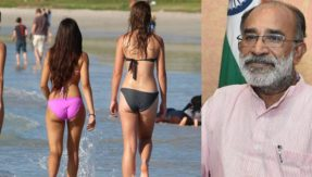 No bikinis! Wear acceptable dresses in India: Tourism Minister KJ Alphons issues advisory to tourists