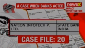 NPA files on NewsX: Nation Infotech Pvt Ltd owes State Bank of India Rs 9 crore