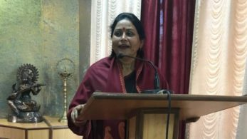 Suman Sharma,Rajasthan Womens Commission,Jeans, men look like girls, men with earings, rajasthan women chief, BJP, international womens day, rajasthan news, breaking news, top news, latest news, men cannot protest sisters says suman sharma