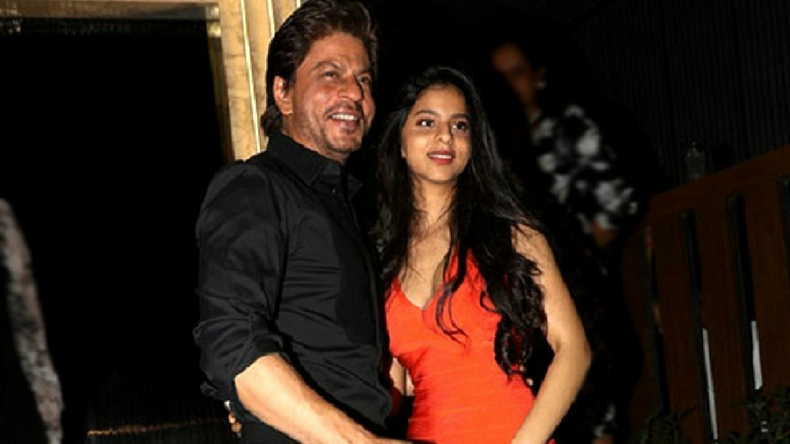 Suhana Khan gears up to enter Bollywood; shoots for a magazine