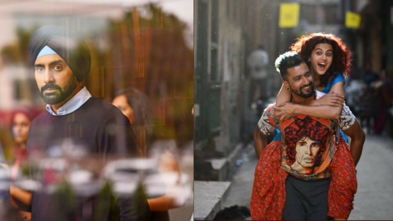 Manmarziyaan box office collection Day 2 LIVE Updates: Manmarziyaan box office collection, Manmarziyaan movie release, celebrity reactions and audience reviews, Manmarziyaan audience reviews, Manmarziyaan celebrity reactions, Manmarziyaan movie release, Manmarziyaan, Manmarziyaan cast, Manmarziyaan song, Manmarziyaan release date, Manmarziyaan trailer, Manmarziyaan actors, Taapsee Pannu, Taapsee Pannu upcoming movie, Taapsee Pannu songs, Abhishek Bachchan upcoming movie, Abhishek Bachchan songs, Abhishek Bachchan, Vicky Kaushal, Vicky Kaushal upcoming movie, Vicky Kaushal songs