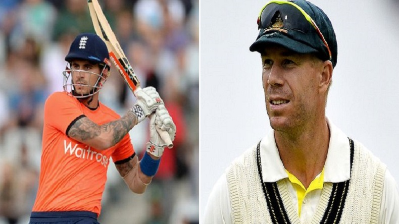 IPL 2018, IPL, Sunrisers Hyderabad, David Andrew Warner, Alexander Daniel Hales, Indian Premier League 2018, cricket news, cric news, cricket updates, cricket scores, live updates, live match, match score card, newsX