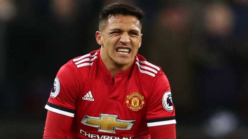 Manchester United players ripped apart club's best paid player Alexis Sanchez after Sevilla humiliation