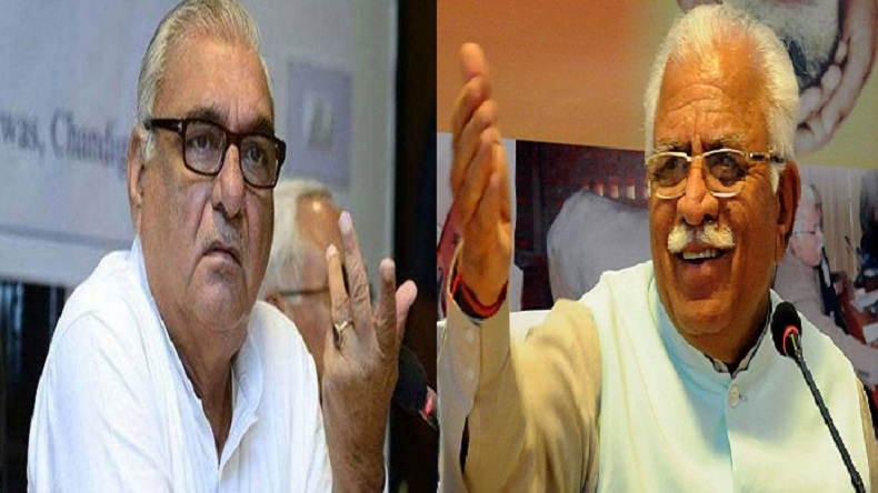 Haryana, CM Khatttar, Congress, BJP, bhoopinder singh hooda, land acquisition, supreme court, manesar land scam, bhupinder singh hooda, haryana land acquisition, cbi, manesar land acquisition, HUDA, HUDA Plots