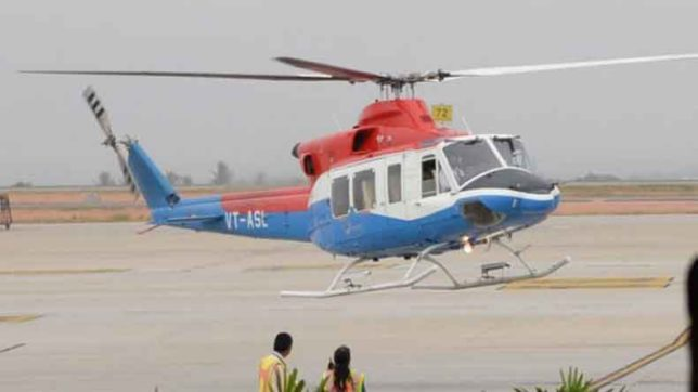 India's first ever heli-taxi service starts in Bengaluru; passengers enjoy aerial views on maiden flight