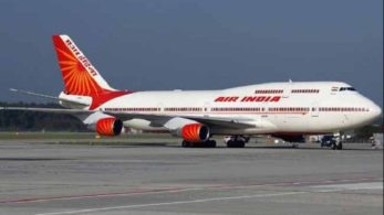 Air India flight from Kerala's Thiruvananthapuram to Male landed on the under-construction runway | Image for pic rep