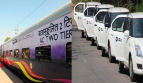IRCTC-Ola tie up: Now Indian Railways passengers can book cab on Rail Connect app and website