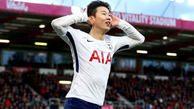 After Harry Kane, Spurs fear losing Son Heung Min for 2 years due to bizzare South Korean law