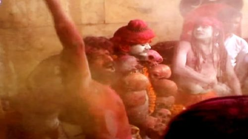 Holi 2018: In this part of Varanasi, people celebrate festival of colours with funeral pyre ashes