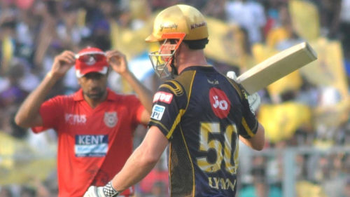 All-eyes-on-Chris-Gayle-as-Chris-Lynn-guides-KKR-to-decent-192-7-at-Eden-Gardens
