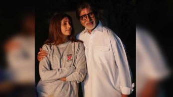 My daughter the best and greatest: Amitabh Bachchan on Shweta Nanda's writing debut