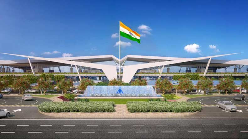 International airport in Guwahati to have a lavish integrated terminal