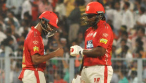 IPL 2018 Kolkata Knight Riders vs Kings XI Punjab Highlights: KL Rahul, Chris Gayle lead KXIP to comfortable 9 wickets victory in rain affected encounter