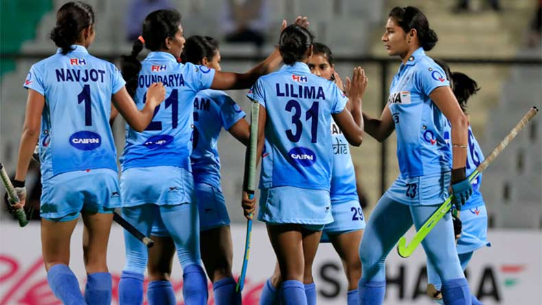 CWG 2018: Indian women's hockey team to play hosts Australia in semifinals