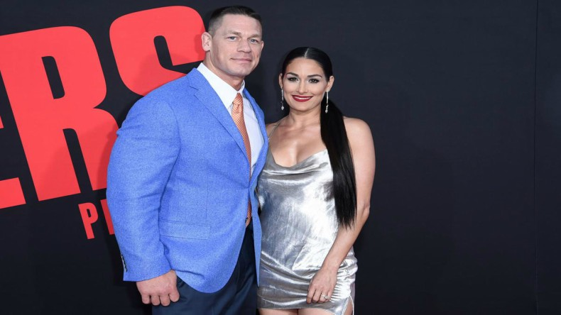 John Cena, Nikki Bella, John Cena Nikki Bella split, John Cena Nikki Bella break up, John Cena Nikki Bella proposal, John Cena Nikki Bella marriage date, WWE couple, WWE John Cena, WWE Nikki Bella
