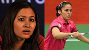 Jwala Gutta slams Saina Nehwal for threatening not to play for India at the Commonwealth Games in Gold Coast