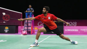 Kidambi Srikanth, lee chong wei, mens singles finals, badminton finals, commonwealth games 2018, cwg 2018