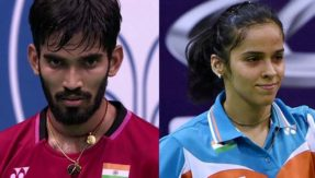 Lee-Chong-upstages-Kidambi-Srikanth-in-men's-final;-Saina-Nehwal-beats-PV-Sindhu-to-clinch-gold