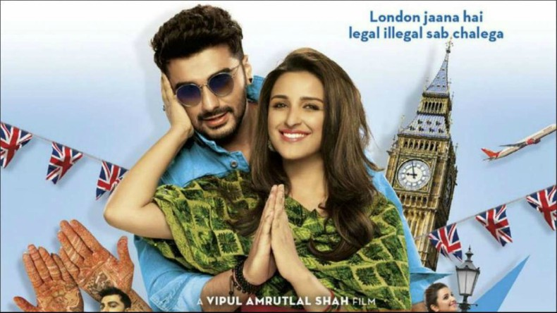 namaste england, namaste england cast, namaste england songs, namaste england teaser, namaste england trailer, namaste england poster, namaste england in legal trouble, arjun kapoor upcoming movie, arjun kapoor movies, arjun kapoor's namaste england in touble, parineeti chopra, parineeti chopra upcoming film, parineeti chopra's namaste england in touble