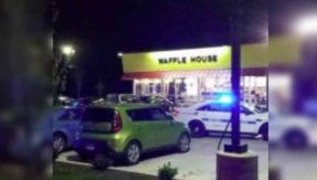 Nude gunman opens fire at restaurant in Tennessee, kills 3, injures 4