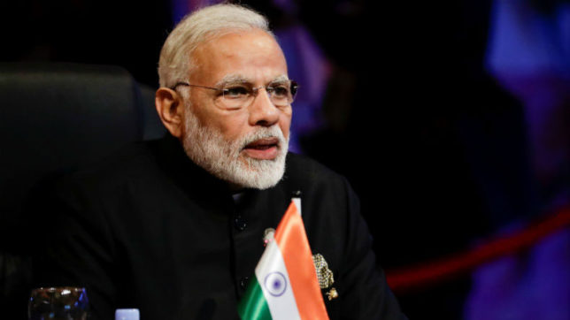 PM Modi to begin his Sweden and UK tour today, will meet German Chancellor Angela Merkel on April 20