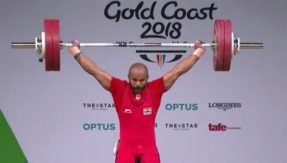 Here's how Twitter reacted to Sathish Sivalingam's gold medal at CWG 2018