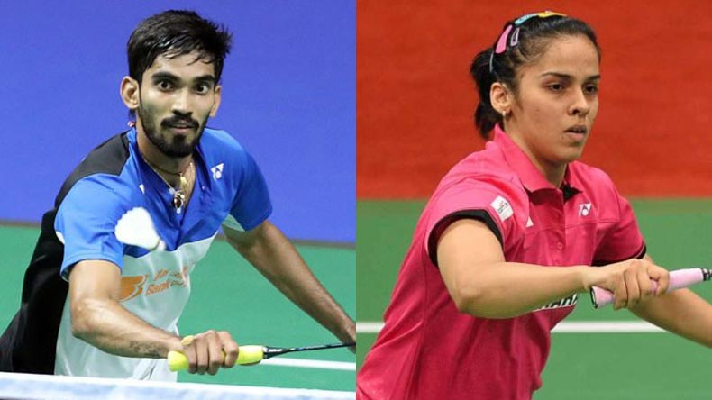 CWG 2018: Srikanth, Saina lead India to flawless 5-0 victory against Scotland on day 2