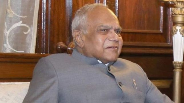 Governor Banwarilal Purohit rubbishes allegations of sex scandal