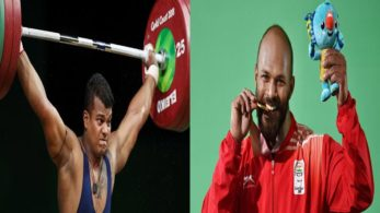 Venkat Rahul Ragala won India its fourth gold medal, and second today, after Sivalingam's heroics in the morning.