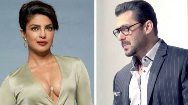 Priyanka Chopra confirmed as leading lady in Salman Khan's Bharat