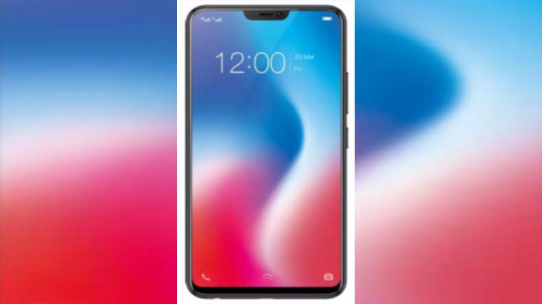 Vivo, Vivo V9, Smartphone, AI Smart Engine, Vivo smartphones, 24 MP camera,iOS , Portrait Mode, latest news, latest tech news, latest technology news, latest mobile news, Mobile phone, cellphone