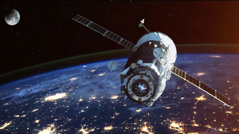 Chinese space lab re-enters atmosphere above South Pacific, 'mostly' destroyed: China