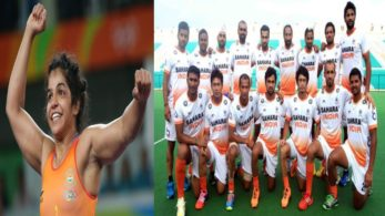 Day 9 at the XXI CWG will see 2016 Olympic medallist Sakshi Malik and the men's hockey team in medal contention.