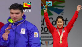 CWG 2018, Day 2 Highlights: Weightlifters Sanjita Chanu, Deepak Lather extend India's medals tally to 4