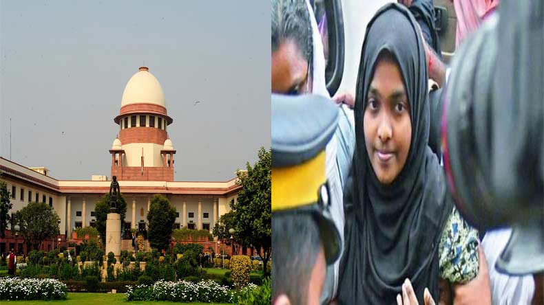 Hadiya case, Supreme Court, SC, right to marry, fundamental right, Article 21, right to life and liberty, Constitution, Shefin Jahan, Kerala, Chief Justice of India, Kerala medical student, India news