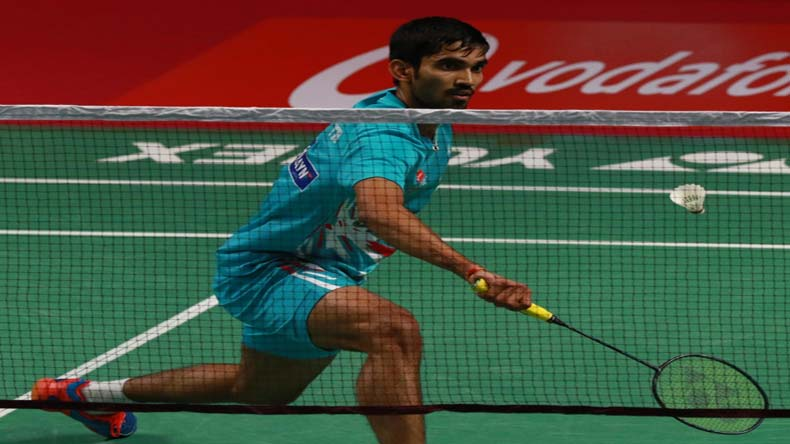 Kidambi Srikanth, Srikanth, Commonwealth games, Commonwealth games 2018, badminton, badminton news, sports, sports news, India at Commonwealth games, gold coast, Australia, Indian badminton team, Kidambi srikanth CWG 2018