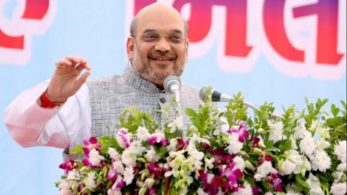 BJP president Amit Shah asked Samajwadi Party, Congress and BSP to clear their stand on Assam's NRC.